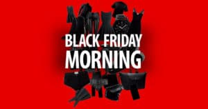 Black Friday Morning