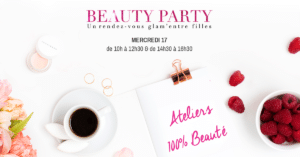 Beauty Party / 17 Mai